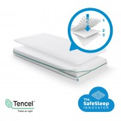 Aerosleep - Matras met Topper - Safe Pack Ecolution (60x120 cm)