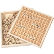Small Foot - Letterbord Hout FSC