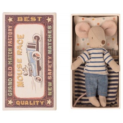 Maileg - Big Brother Mouse (Grote Broer) in Box - 12 cm