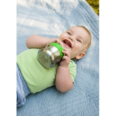 Klean Kanteen - Babyfles RVS - 148ml (slow flow 0-6 maanden)