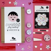 No Nasties Kids Nala *deluxe* speel make up set – roze