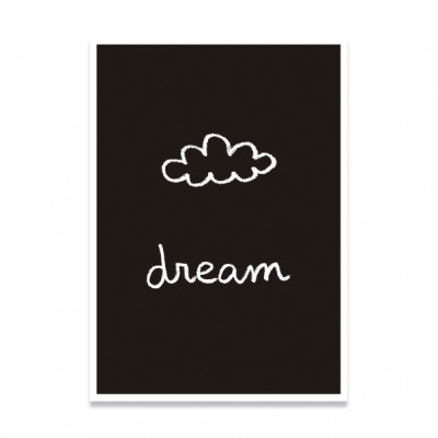 "Chispum Poster ""Dream"""