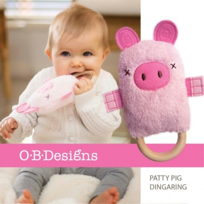 O.B. Designs - Dingaring Rammelaar - Patty Varken