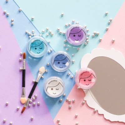 No Nasties Kids Shimmery Eyeshadow – Blauw