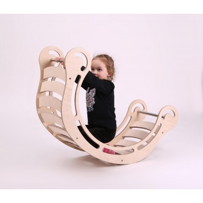 KateHaa - Rocker Original Naturel (87cm)