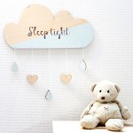Puurrr - Houten Mobiel - Sleep Tight
